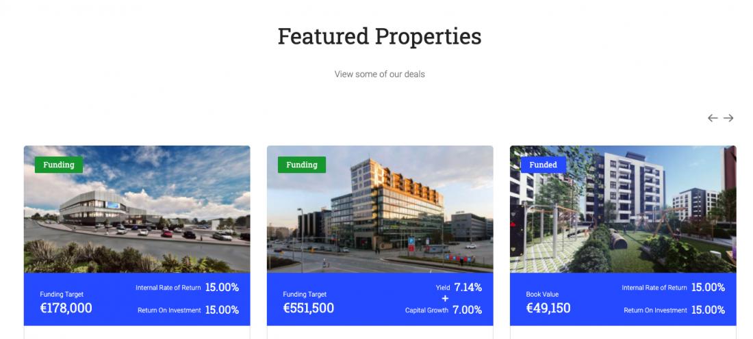Reinvest 24 - Real-Estate Investment Platform