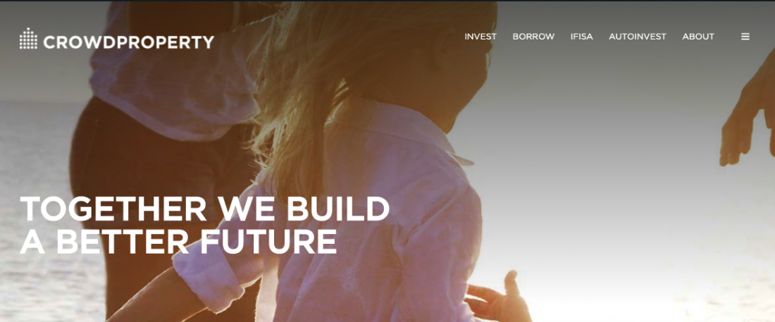 Crowdproperty - together we build a better future