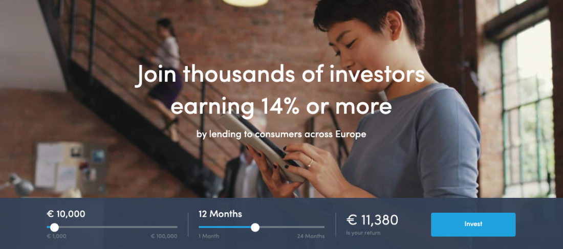 Twino - join thousands of investors earning 14% or more
