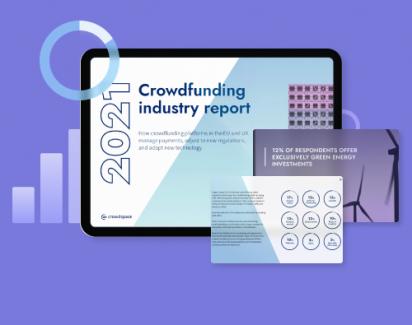 crowdfunding report banner